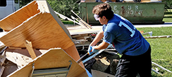 Houston-area LCMS congregations assisted with flood recovery efforts at two Bethesda Lutheran Communities group homes in Cypress, Texas, after storms devastated the area in April.