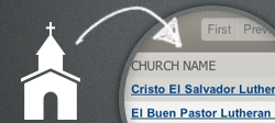 Find LCMS Congregations Offering Spanish Worship Service, Bible Classes.
