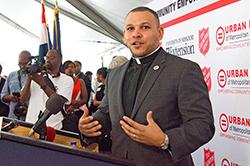 Lutheran Hope Center in Ferguson: Rev. Micah Glenn