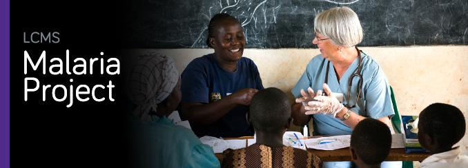 LCMS Malaria Project