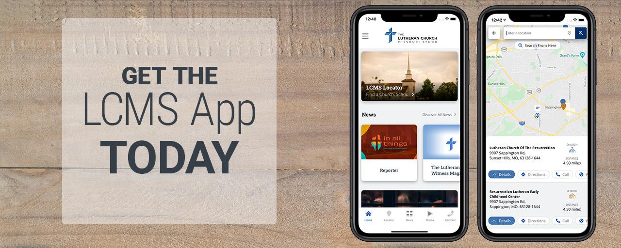 LCMS Mobile App