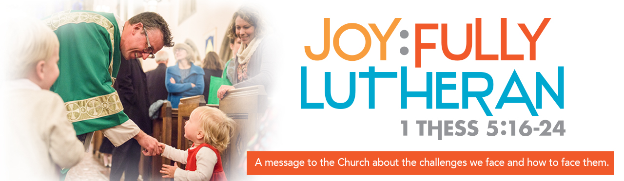 Joy-fully Lutheran White Paper