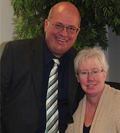 Rev. Dr. Wayne and Linda Braun