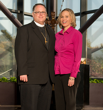 Rev. Craig and Paula Donofrio