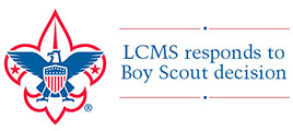 LCMS Statement on BSA Policy Change