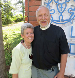 Rev. Charles and Janet Froh