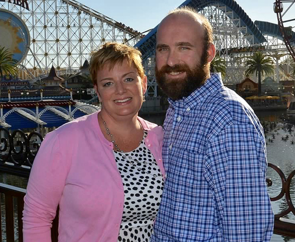 Mark and Megan (Flannery) Mantey
