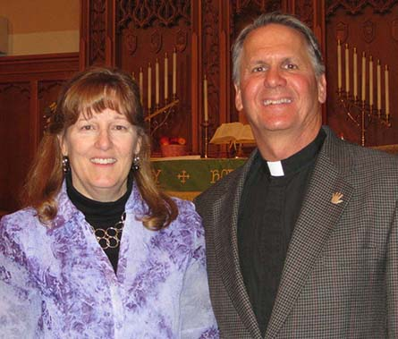 Rev. Lawrence and Tina Matro