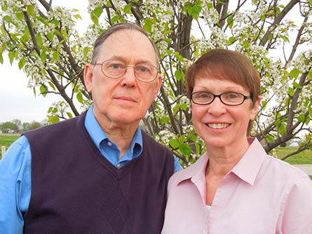 Freeman and Susan Rohlfing