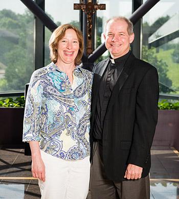 Rev. Gary and Stephanie Schulte