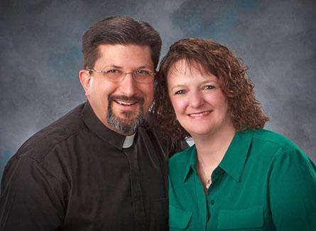 Rev. Douglas and Angela Thompson