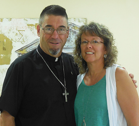 Rev. David and Shelee Warner