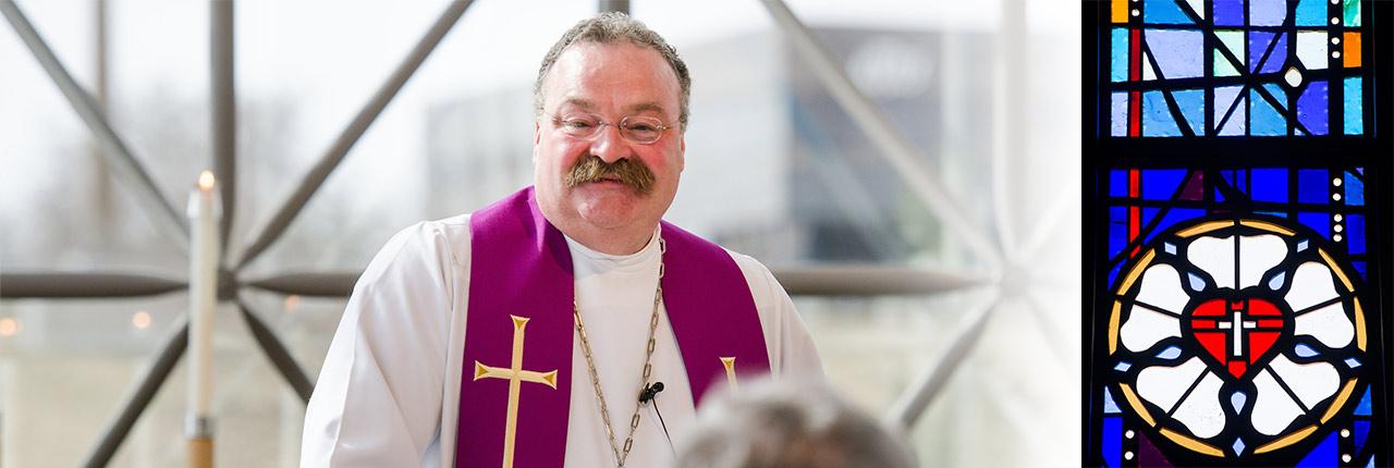 Rev. Dr. Matthew C. Harrison