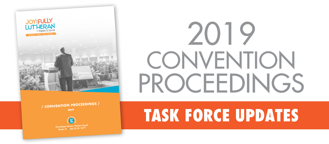 Task Force Page Banner