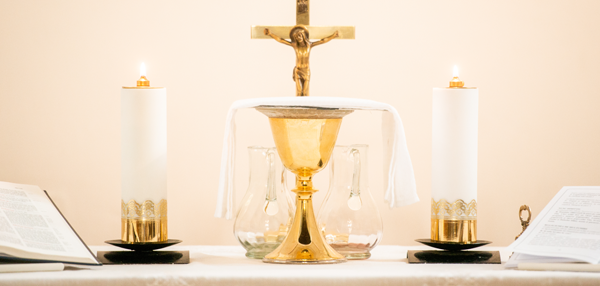 Read encouragement from The Lutheran Church-Missouri Synod President Rev. Dr. Matthew C. Harrison and a statement from the Seminary faculties regarding the Lord's Supper.