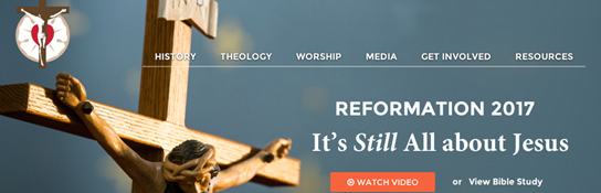 Visit LutheranReformation.org for free downloadable resources, a hymn competition and more.
