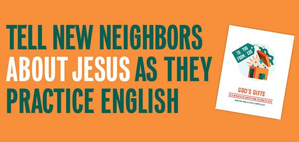 English Bible Camp curriculum