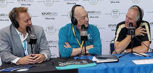 KFUO Radio Interview