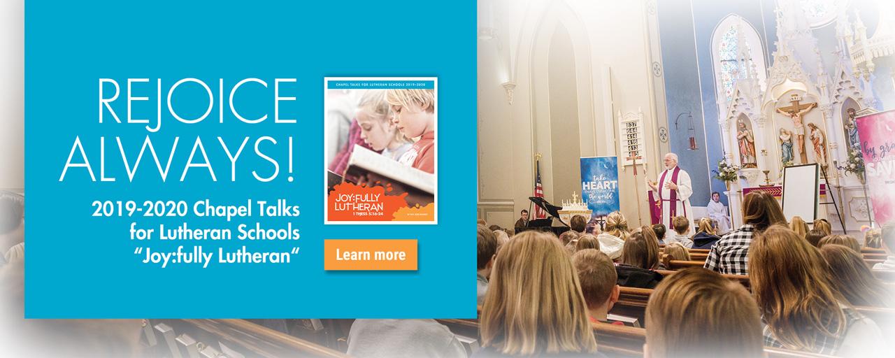 LCMS org - The Lutheran Church—Missouri Synod