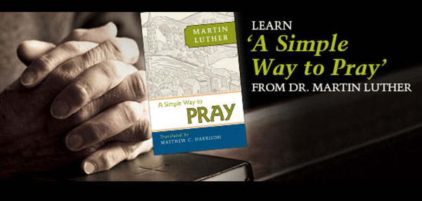 Simple way to pray