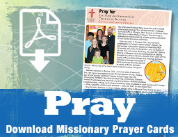 Download Missionary Prayer Cards