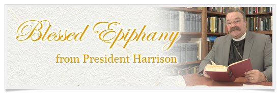 Epiphany greetings