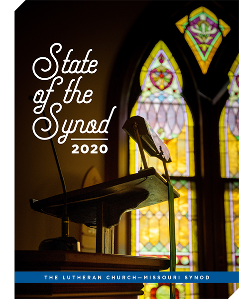 State of the Synod - 2020