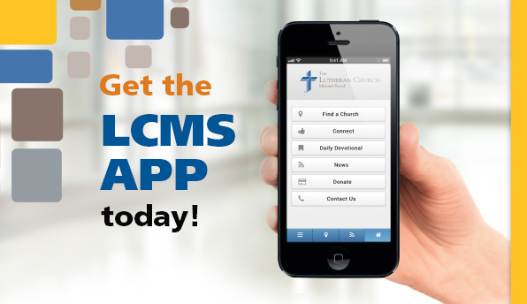 Get the LCMS App today!