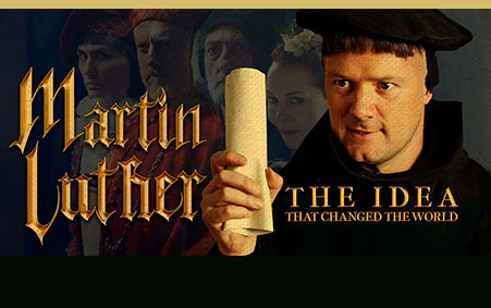 Martin Luther documentary