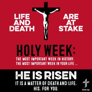 Holy Week Media Kit 2019