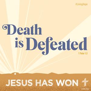 Jesus Has Won