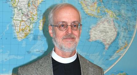 Rev. Alan Ludwig