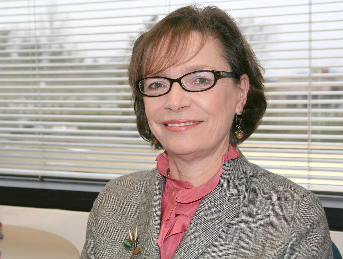Deborah Rutt - interim chief executive officer of Lutheran Housing Support