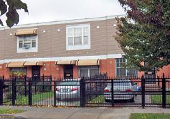 First East Brooklyn Nehemiah homes.